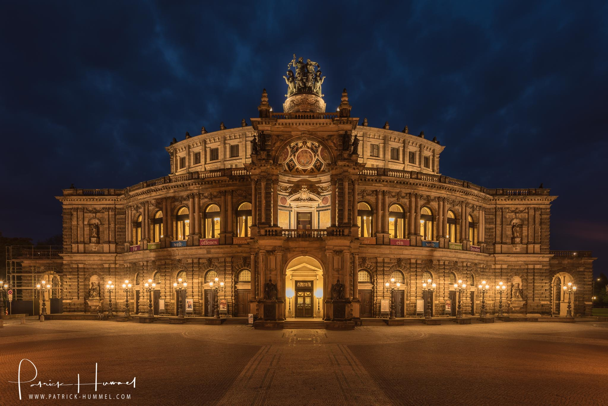 Semperoper, Dresden